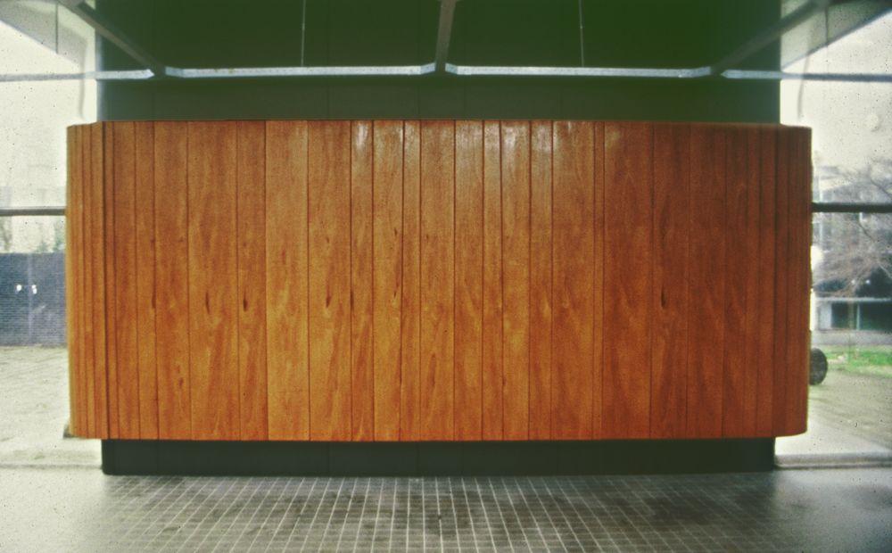 series soli-1988-Rietveld Paviljoen-binnen